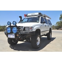 XROX Winch Bumper Bull Bar for Toyota Hilux 4WD 11/2001 to 02/2005