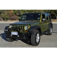 XROX Winch Bumper Bull Bar for Jeep Wrangler JK