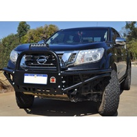 XROX Winch Bumper Bull Bar for Nissan Navara NP300 D23 03/2015+