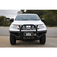 XROX Winch Bumper Bull Bar for Mitsubishi Triton MQ 01/2015+