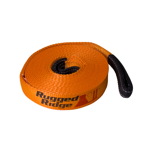 "Rugged Ridge Recovery Strap, 2"" x 30ft - 20,000Lb"