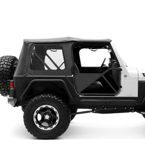 Smittybilt Replacement Soft Top with Tinted Windows for TJ Wrangler
