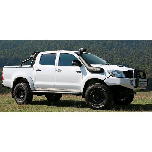 Safari V-SPEC Snorkel for Toyota Hilux 09/2011 To 06/2015 3.0L TD