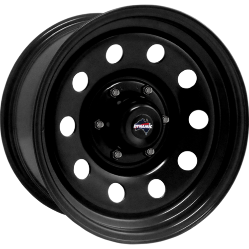 "Dynamic Wheel Co. 10 Round Hole 16x10"" Steel Rim 6x139.7 -44 offset"