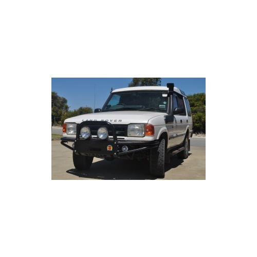 XROX Winch Bumper Bull Bar for Land Rover Discovery 1 - 1989 to 1998